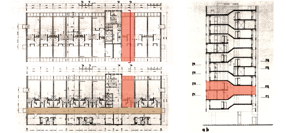 Beautiful apartment building plans gallery liltigertoo for 5 unit apartment building plans